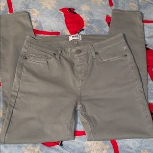PAIGE Verdugo Ankle Jeans Size 31